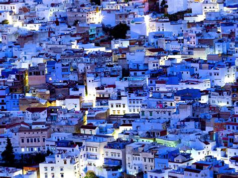 blue city morocco the city of chefchaouen in morocco is painted blue