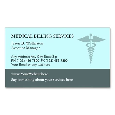 2183 best images about medical health business card