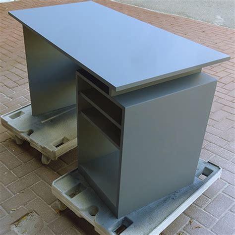 spray paint uneven sheen home dzine home diy practical desk for child or bedroom