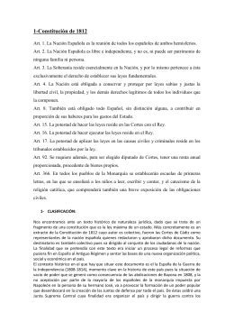 cuadro constituciones espa olas tabla constituciones espa 241 olas