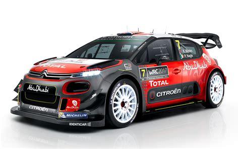 Citroen Rally Car citro 235 n unveils world rally car for 2017 aol uk cars