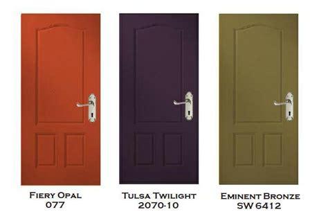 what color should i paint my front door