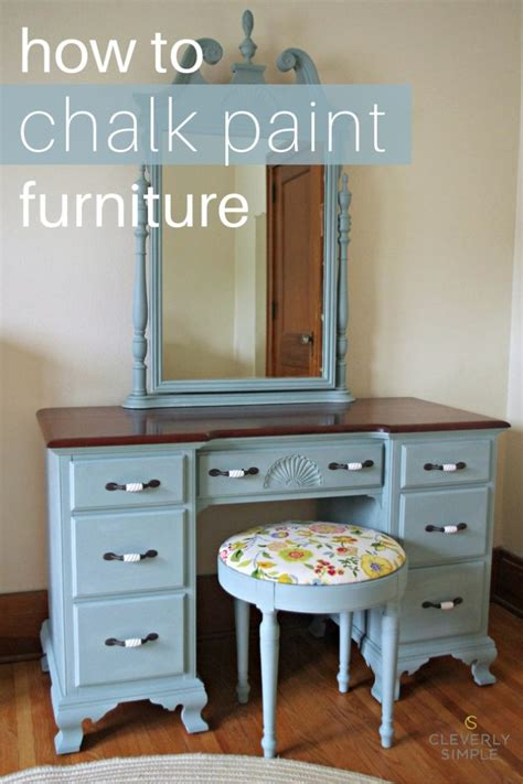 diy chalkboard furniture how to chalk paint furniture cleverly simple 174 recipes