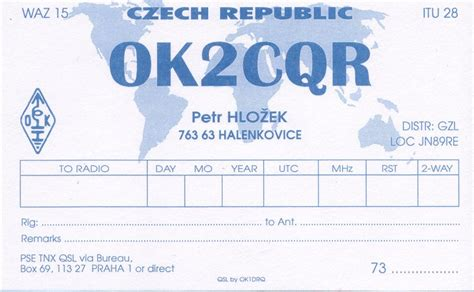 how to make qsl cards qsl cards templates in pdf format myideasbedroom