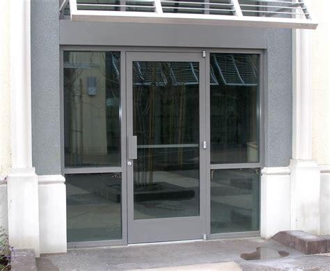 glass aluminum advanced commercial doors inc