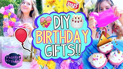 gifts for your at diy birthday gifts for your best friend easy cheap