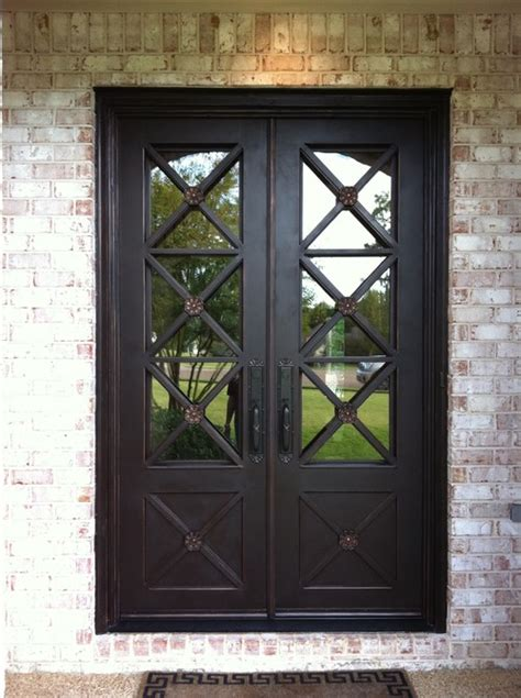 iron front doors for homes fallo wrought iron door melbourne wrought iron