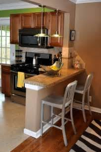 kitchen with breakfast bar designs best 25 small breakfast bar ideas on small