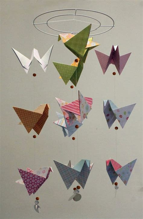 origami bird mobile 17 best images about origami mobiles uk on