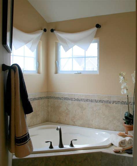 window treatment ideas for bathrooms modern interior bathroom window treatments