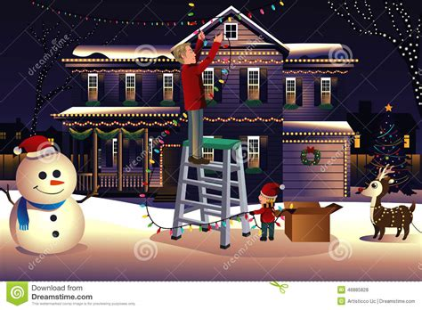 putting lights on a timer putting up lights around the house for