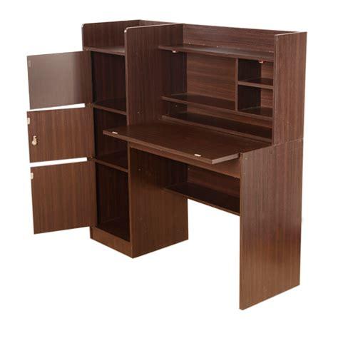 study desk buy venus study desk walnut in india