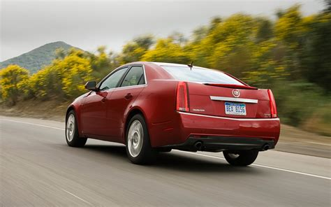 2008 Cadillac Cts Review by 2008 Cadillac Cts Review And Rating Motor Trend