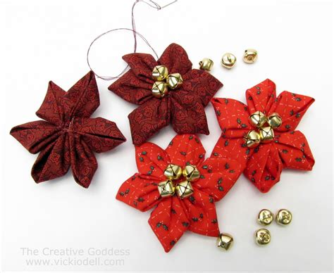 poinsettia crafts for kanzashi flower maker poinsettias for crafts