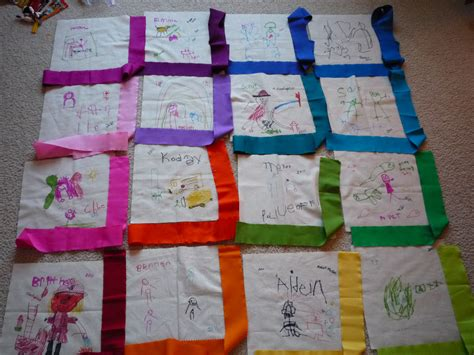 quilting craft projects a beautiful morning a finished quilt a preschool