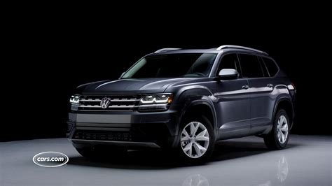 Vw Atlas Review by 2018 Volkswagen Atlas Review Impressions News