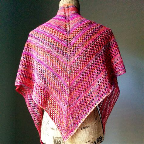 knitted shawl casual lace knit shawl purl avenue