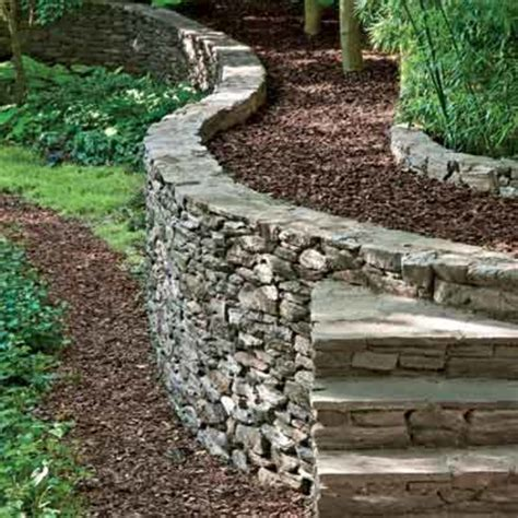 how to build a garden retaining wall how to build a retaining walls 187 denbok landscaping design
