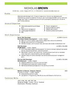resume exaples good resume samples