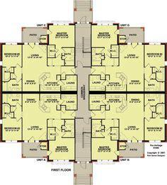 multi family house plans apartment multi family house plans apartment home design and style