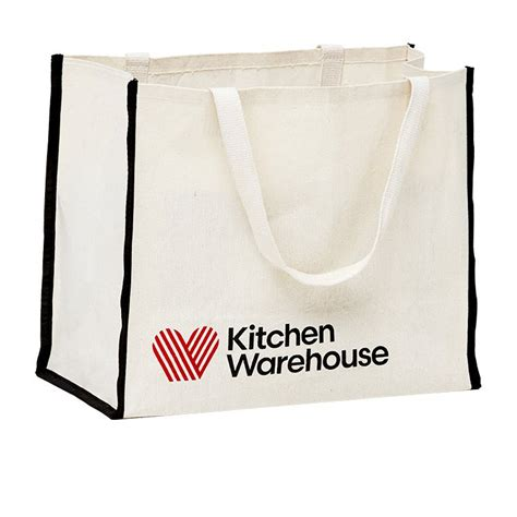 kitchen warehouse kitchen warehouse cotton carry bag fast shipping