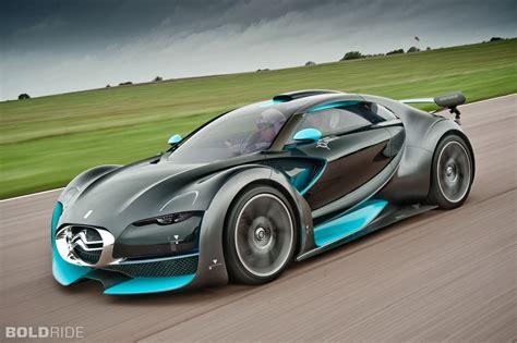 Citroen Supercar by 2010 Citroen Survolt Concept Supercar Supercars Fd