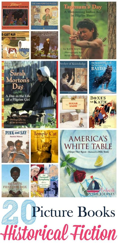 historical fiction picture books 25 best ideas about genre lessons on book