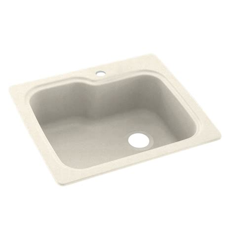 swanstone undermount kitchen sink shop swanstone single basin drop in or undermount