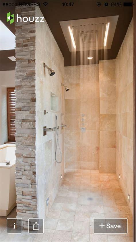 master bathroom with walk in shower 17 best ideas about walk through shower on