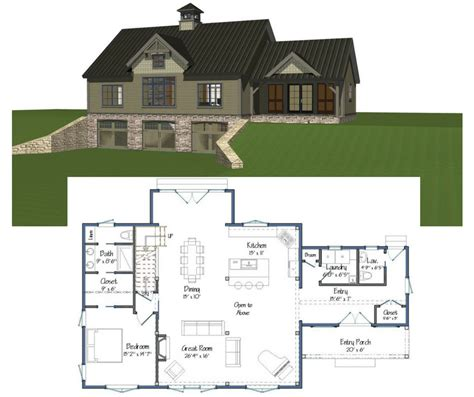 home building plans new yankee barn homes floor plans