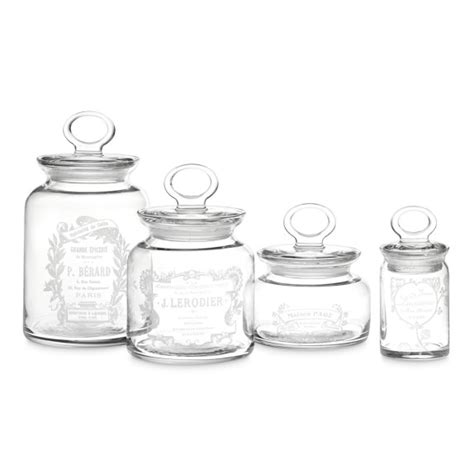 decorative kitchen canisters decorative canisters set of 4 williams sonoma