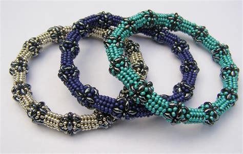 superduo bead patterns superduo bangle pattern available akkesieraden