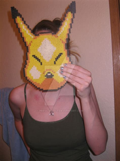 how to make a bead mask keaton mask bead sprite by press select on deviantart
