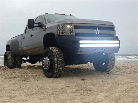led bar light for trucks diggin the led light bars in the bumper trucks