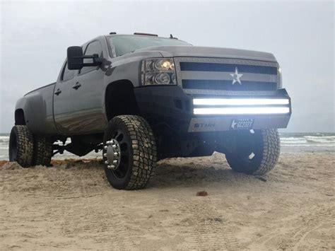 led light bars for trucks diggin the led light bars in the bumper trucks