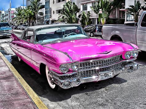 Pink Cadillac by Quot Pink Cadillac Collins Ave Miami Quot By David Charniaux