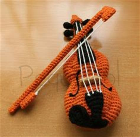 knitting violin 1000 images about y crochet musical instruments on
