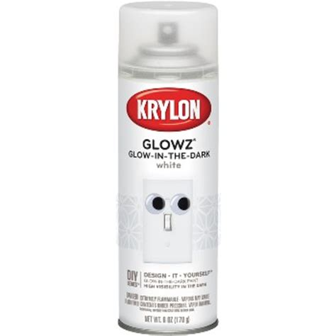 glow in the spray paint ace hardware buy the krylon k03152000 glow in the paint spray