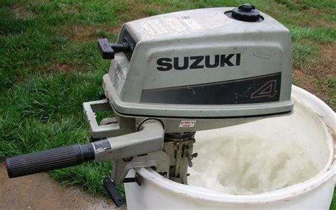 Suzuki 4hp Outboard by Purchase Suzuki Dt4 4 Hp Outboard Motor 4hp Motorcycle In