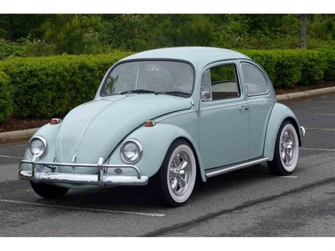 1967 Volkswagen Beetle For Sale by 1967 Volkswagen Beetle For Sale Classiccars Cc 979891