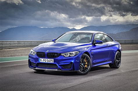 Bmw M4 Hp by Bmw M4 Cs Delivers 454 Hp Will Come To U S Motor Trend