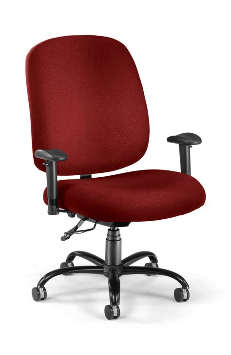 big and office desk chairs pollux heavy duty desk chair