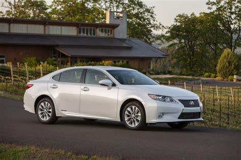 Lexus Es 2013 by 2013 Lexus Es 300h Pricing And Details Announced