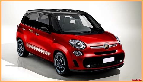 Fiat 500l Abarth by Fiat 500l Peut On Envisager Une Version Abarth