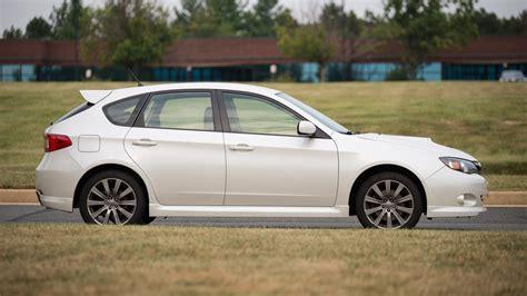 2009 Subaru Wrx Hatchback by 2009 Subaru Wrx Hatchback Pearl White 83k