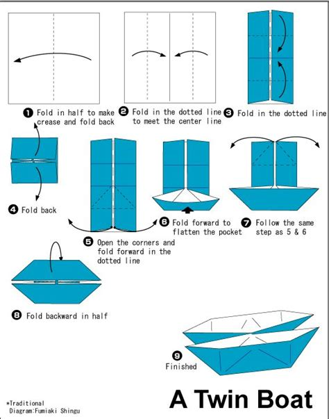 origami boat for 17 best images about foodiegami origami for food on