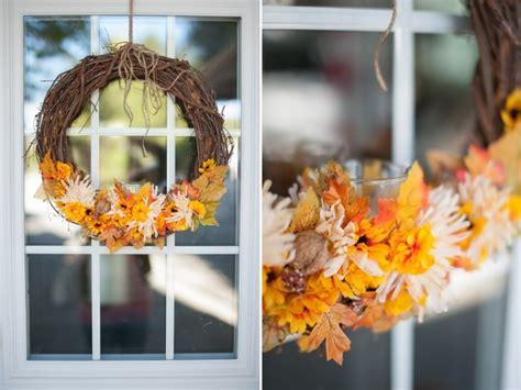 Herbstdeko Fenster Hängend by Sch 246 Ne Fensterdeko Im Herbst Selber Basteln Und Gestalten