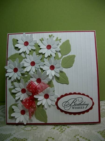 paper craft cards ic327 white flowers by morningsun47 cards and paper