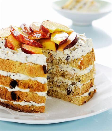 panettone ricotta and cake gourmet traveller