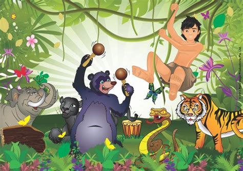 jungle book characters names and pictures disney jungle book character names quotes